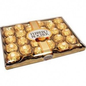 Delicious 24 Ferrero Chocolates