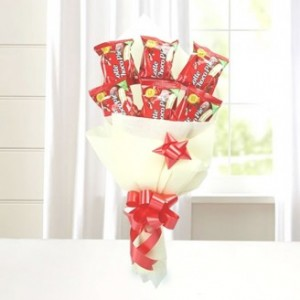 Choco Pie Bunch Chocolate Bouquet