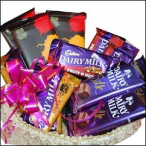 Delight Mixed Chocolates Gift Hamper