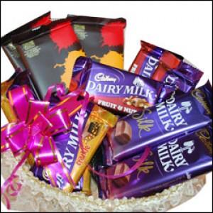 Delight Mixed Chocolates Gift Hamper