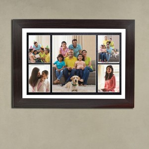 Family Memories Photo Frame