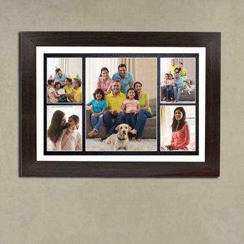 Family Memories Photo Frame