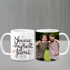 MY BEST FRIEND PERSONALIZED COFFEE MUG