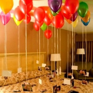 Special Balloon Arrangement