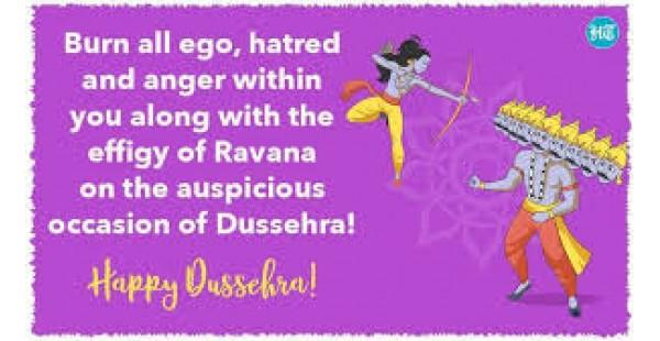 DUSSEHRA-Victory Over Evil