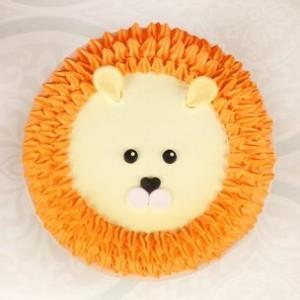 Bo Bo Bear Cake