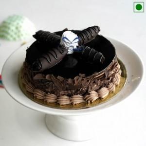 Choco Flaky Cake