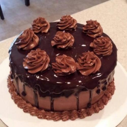 Sugarfree Chocolate Cake