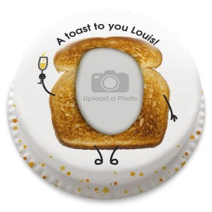 Toast Congratulations Cakes