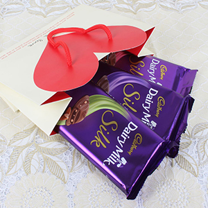 Dairy Milk Silk Chocolate