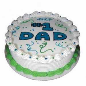 Dad's Day Cake