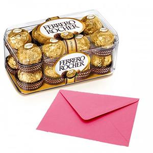 16 Nos of Ferrero Chocolates