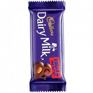 Dairy Milk Fruit and Nut Chocolate