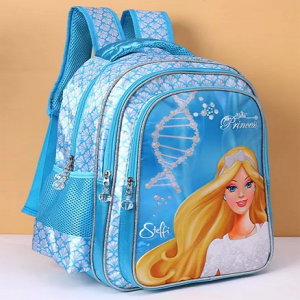 Disney Steffi Love School Bag Blue