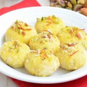 Kesar Sandesh Sweets