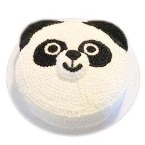 Panda Theme Cake