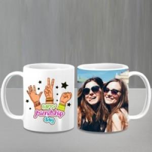 Happy Friendship Day Personalized Mug