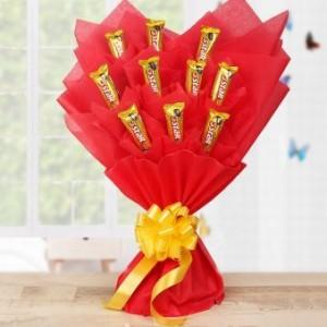 Five Star Chocolate Bouquet