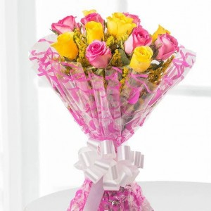 Mixed Roses Combo To Impress Someone